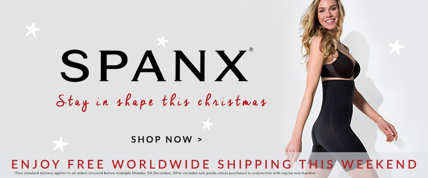 Spanx Stay in shape and free shipping