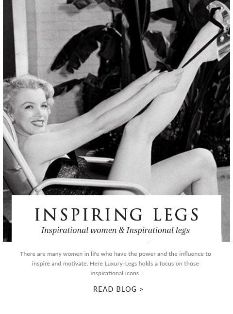 Inpsirational Legs