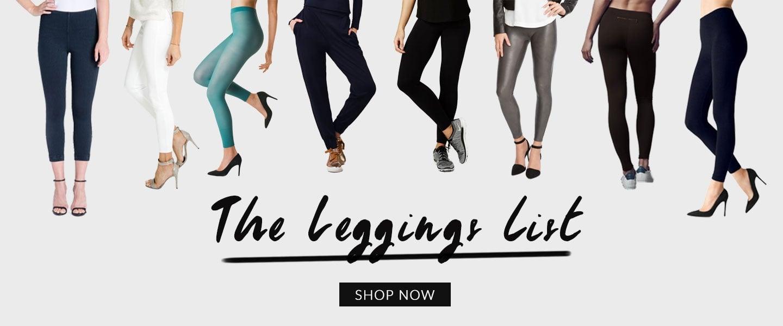 Leggings list