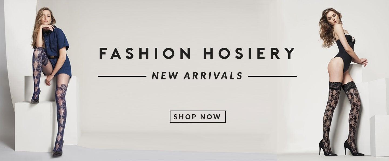 Spring fashion hosiery