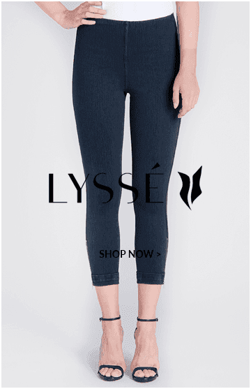 Lysse Cropped denim