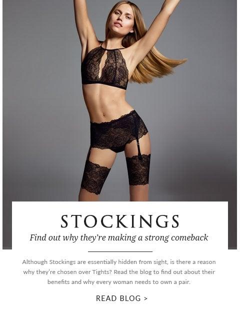Stocking vs Tights