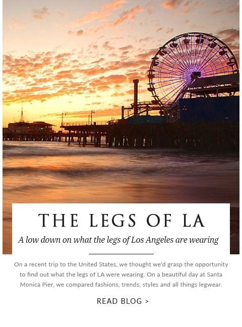 Legs of LA