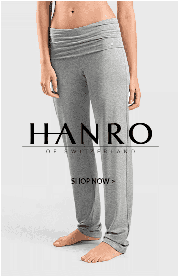 Hanro leisure trousers