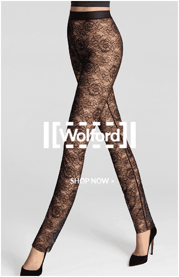 Wolford Lace Trouser