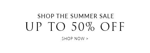 Summer sale 50 percent