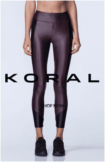Koral AW17 Curve Crop Legging 2