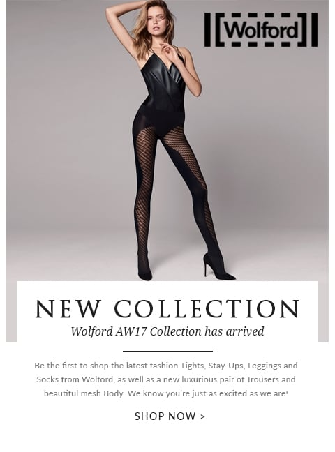 Wolford aw17 collection