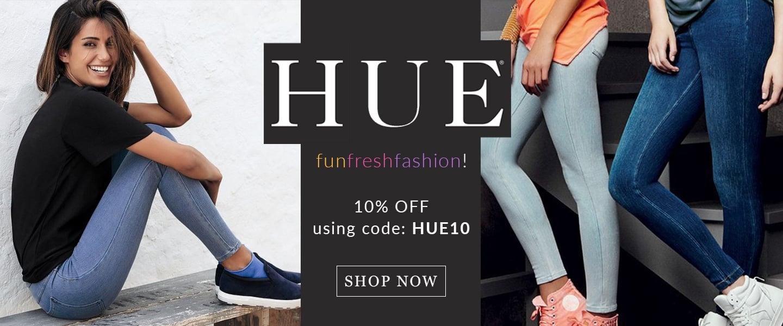 Hue 10% off