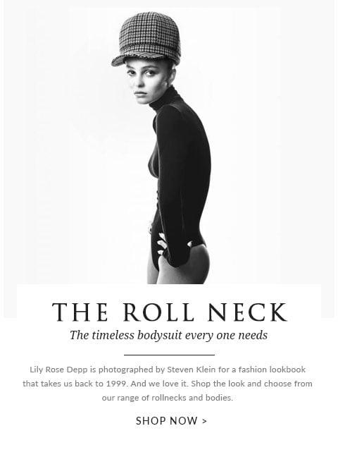 Rollneck body