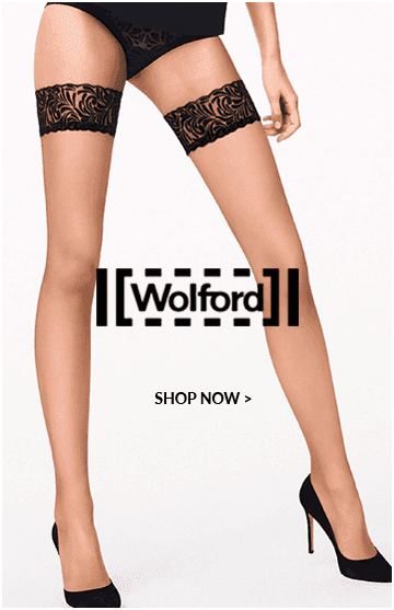Wolford AW17 stay ups