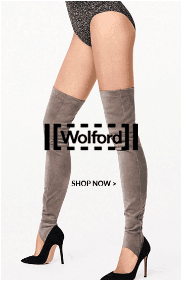Wolford suede