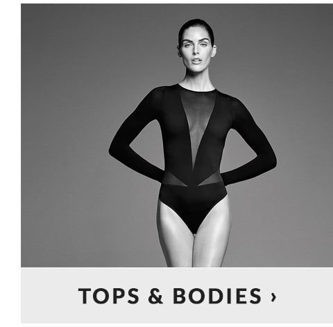Wolford Tops and Bodies
