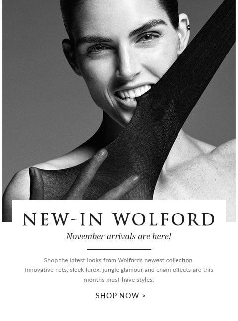 Wolford new november