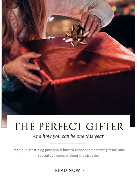 The perfect gifter