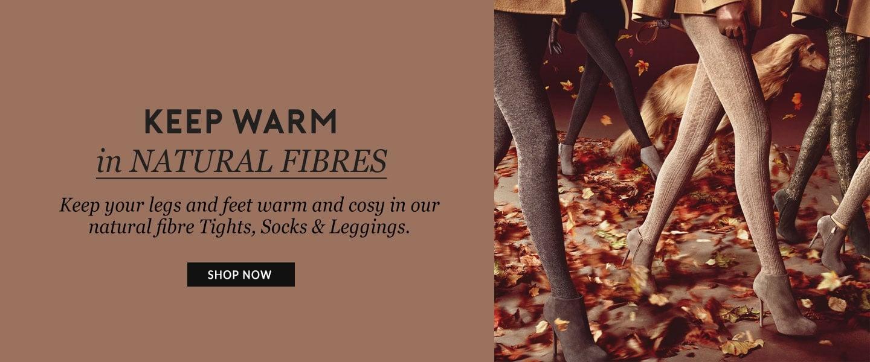 Keep warm Natural Fibres