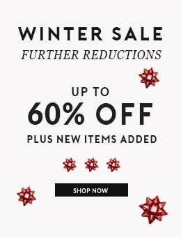 winter sale further reductions