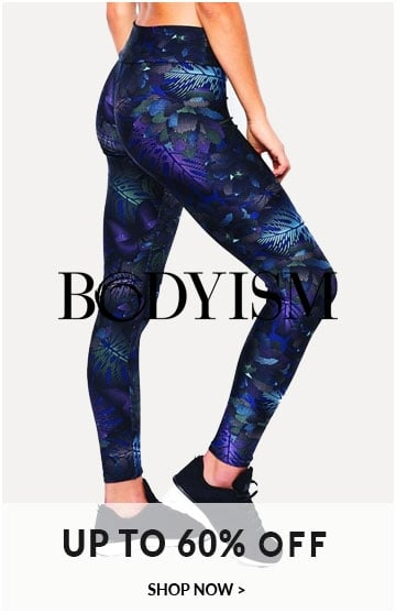 Bodyism winter sale