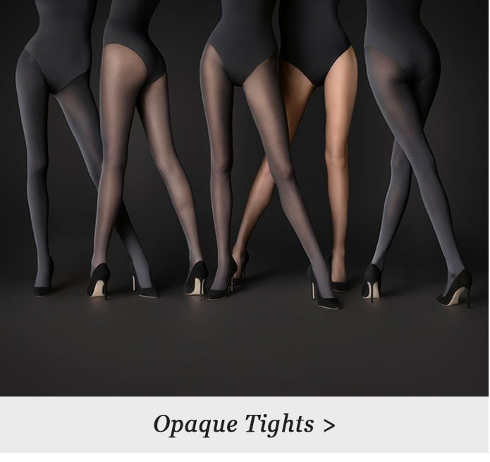 083540fcf6d397 Opaque Tights · Sheer Tights