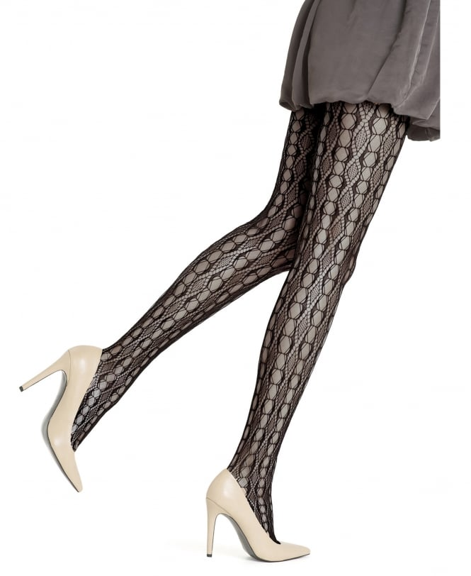 Oroblu Annick Fishnet Tights