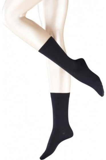 Soft Merino and Cotton Ankle Socks