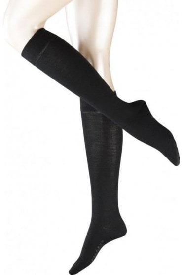 Soft Merino Knee-High Socks