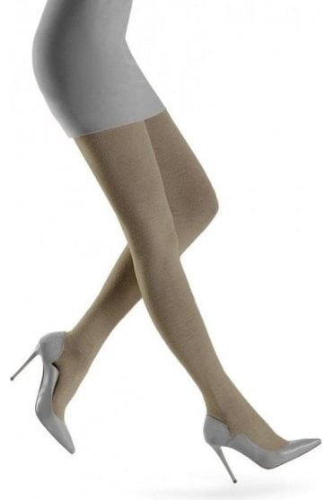 Brittany Merino Wool & Cotton Tights
