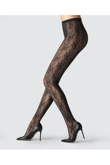 Romantic Lace Tights