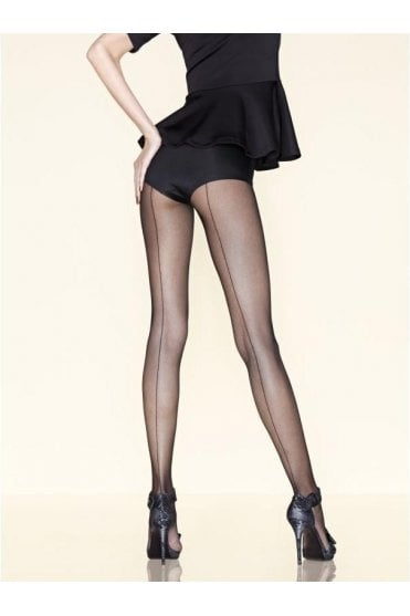 Sevilla Micronet Seamed Tights