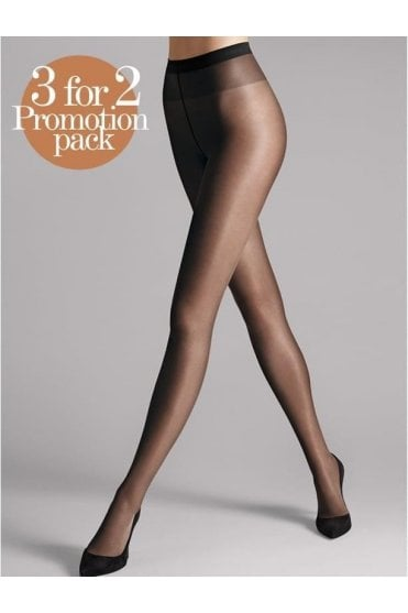 Satin Touch 20 Tights - 3 for 2 Promotion Pack