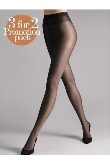 Sheer 15 Tights - 3 For 2 Promotion Pack