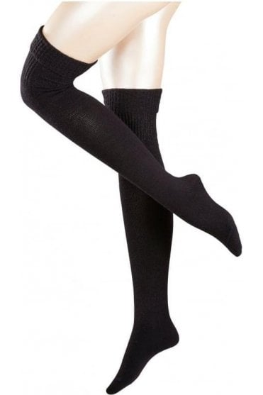 Rural Wool Over-Knee Socks
