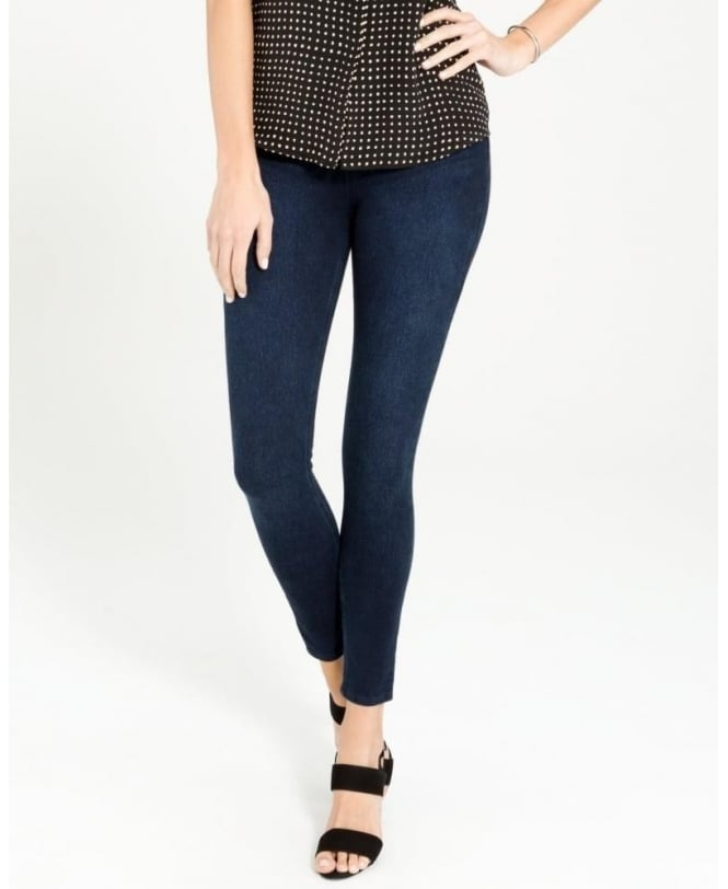 Spanx Cropped Jeanish Leggings