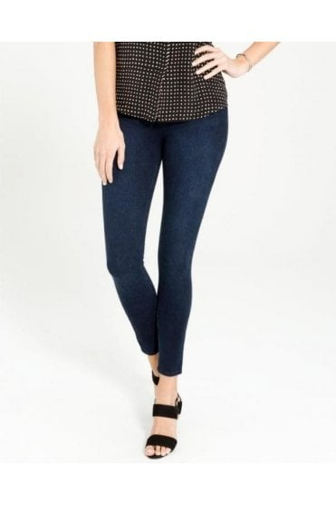 Cropped Jeanish Leggings