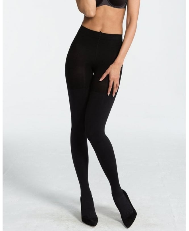 Spanx Luxe Leg Blackout 100 Denier Shaper Tights