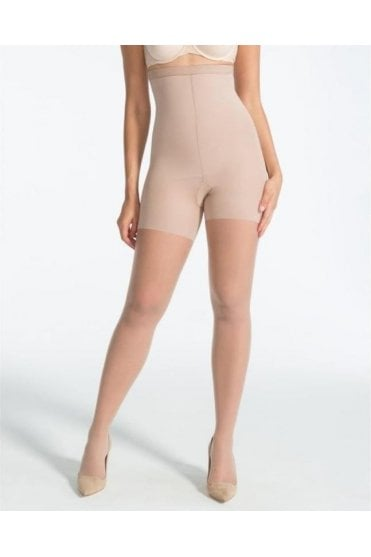 Luxe Leg High-Waisted Sheer Shaper Tights