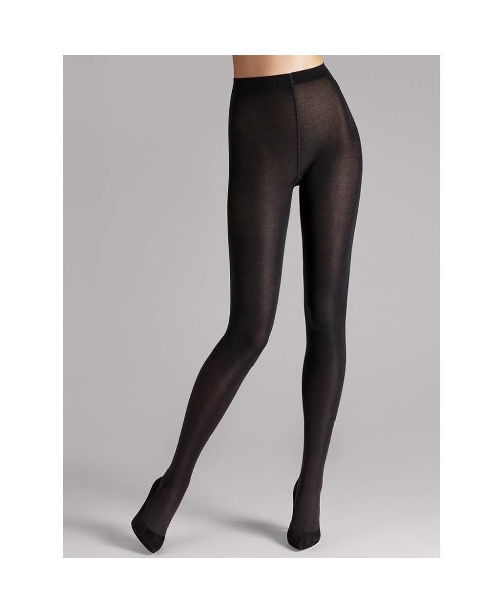 52142d3dca7 Wolford Cashmere Silk Tights - Tights from luxury-legs.com UK