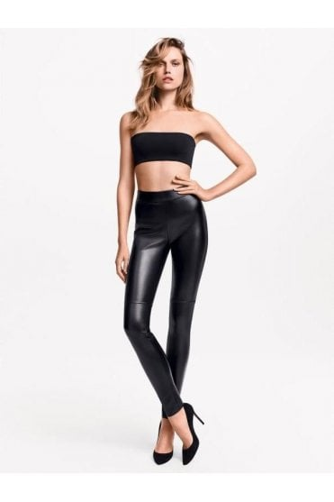 Estella Leather Look Leggings