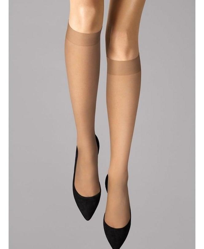 41ce9092593 Wolford Individual 10 Knee-Highs - Socks from luxury-legs.com UK
