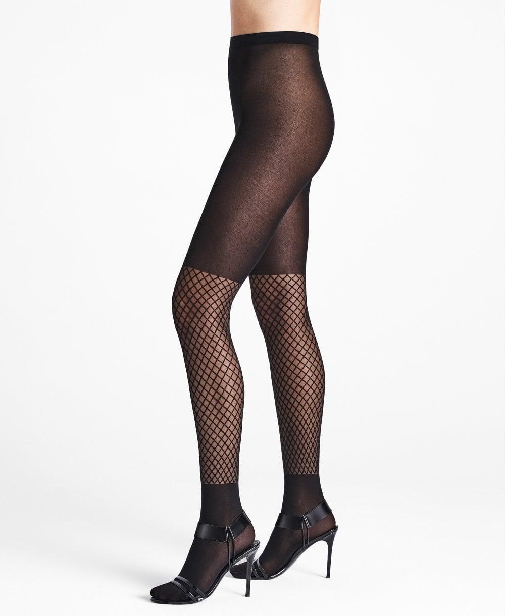 7f5373b689b Wolford Intense Net Tights - Tights from luxury-legs.com UK