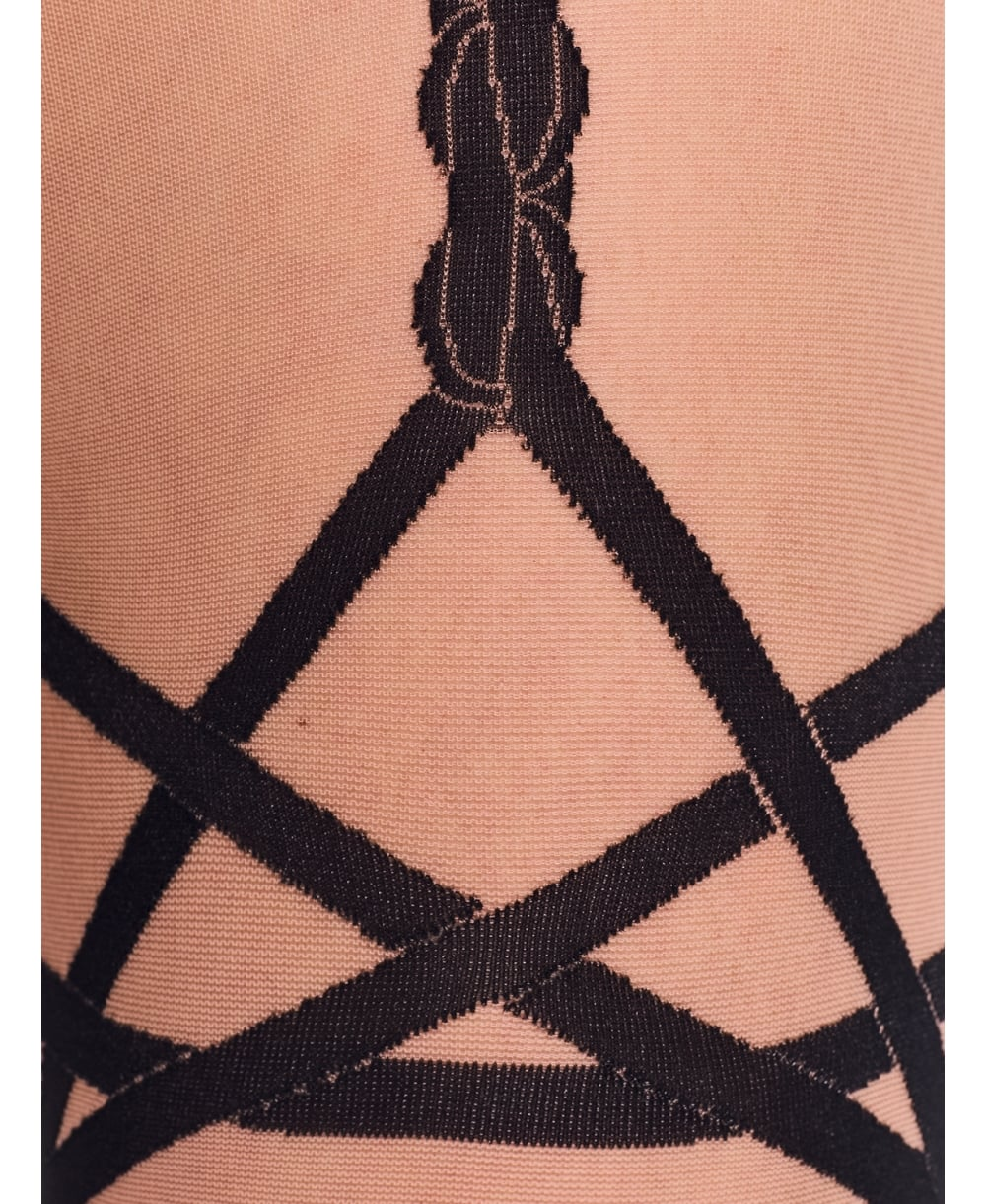 7000eb4ac Wolford Katy Suspender Tights - Tights from luxury-legs.com UK
