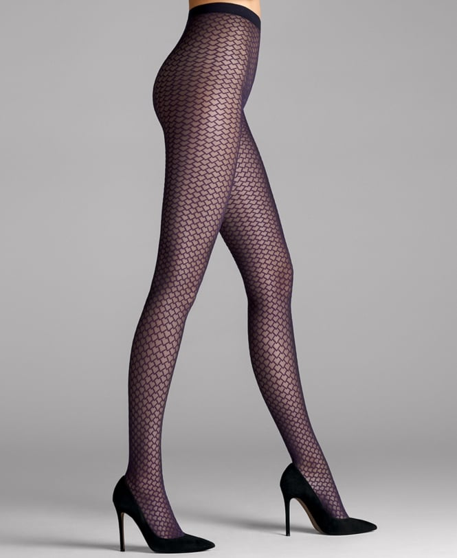 Wolford Lilien Geometric Tights
