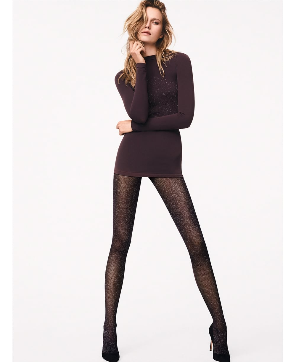 86fe6047d53 Wolford Lurex Net Tights - Tights from luxury-legs.com UK