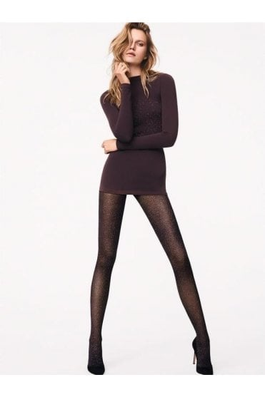 Lurex Net Tights