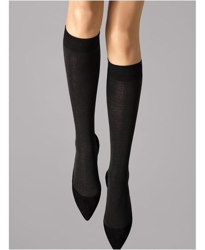 Wolford Merino Knee-Highs