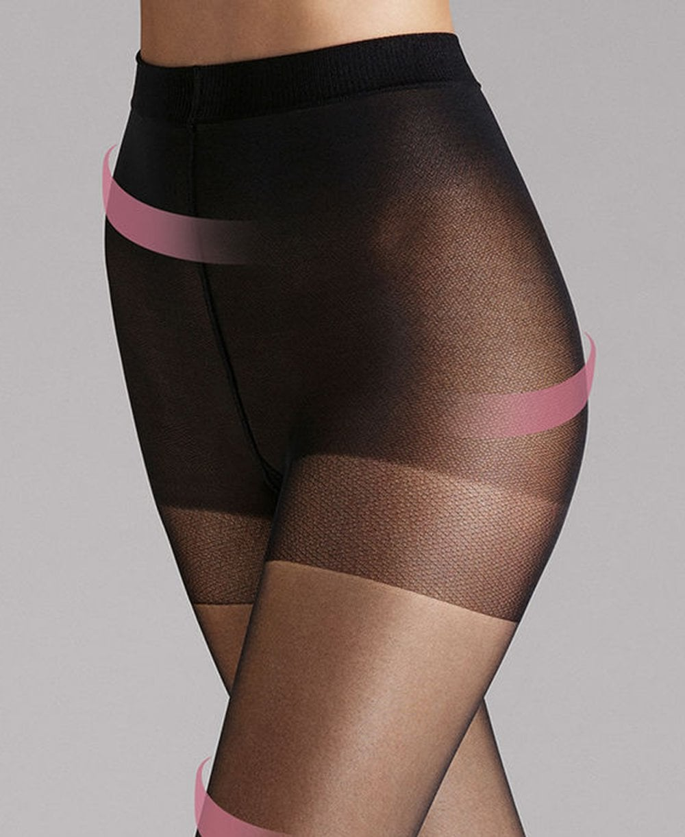 Wolford Miss W 30 Jambe Support Collants