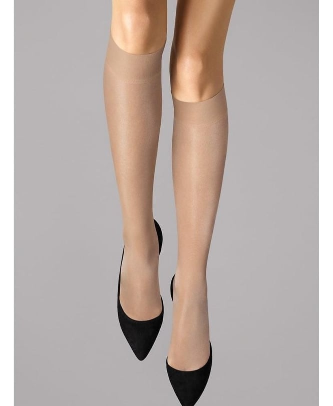 Wolford Satin Touch 20 Knee-Highs