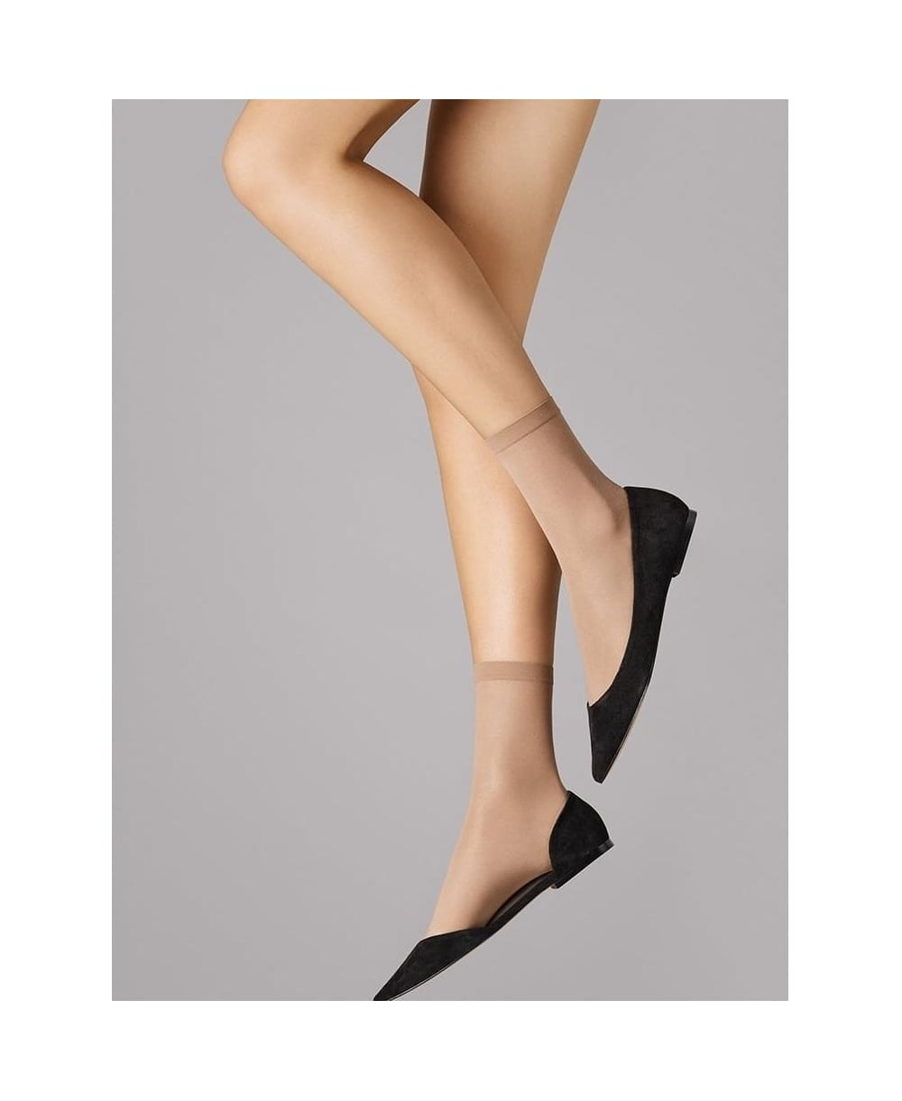 3f3ab0798 Wolford Satin Touch 20 Socks - Socks from luxury-legs.com UK