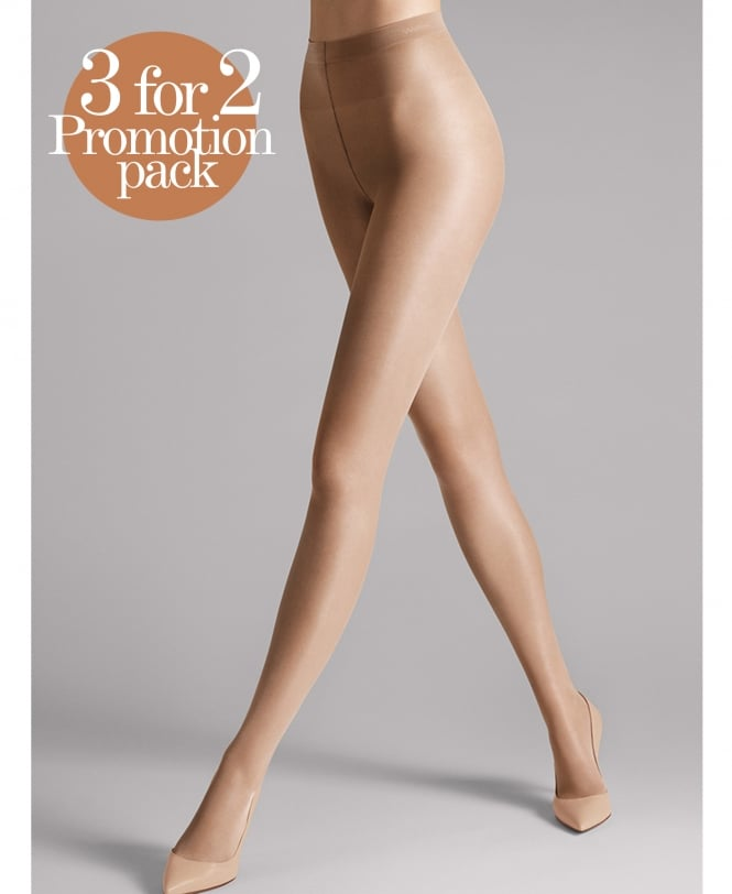 Wolford Satin Touch 20 Tights - 3 for 2 Promotion Pack