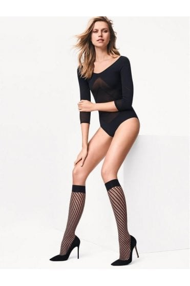 Triangle Knee-Highs